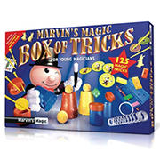Marvin's Magic Box of Tricks - 125 Magic Tricks for Young Magicians