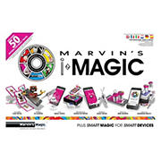 Marvin's Magic iMagic 50 Interactive Magic Tricks - Smart Tricks for Smart Devices for Young Magicians