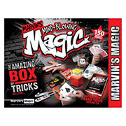 Marvin's Mind Blowing Amazing Box - 150 Magic Tricks for Young Magicians
