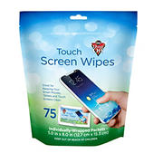 Dust-Off Touch Screen Wipes, 75 ct.