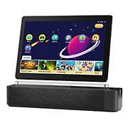 "Lenovo Smart Tab M10 10.1"" Tablet, 2GB Memory, 16GB eMMC, Smart Dock with Amazon Alexa"