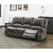 Abbyson Living Browning Manual Reclining Sofa