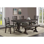 Elegant Life 6-Pc. Dining Set