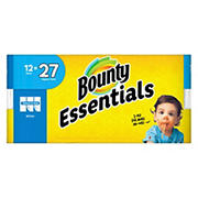 Bounty Essentials Select-A-Size Paper Towels, 12 ct.