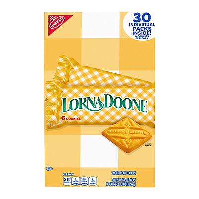 Nabisco Lorna Doone Shortbread Cookies, 30 pk./1.5 oz.