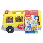 Fisher Price Little People Big Yellow Bus