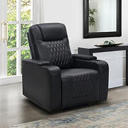 Abbyson Living Bolton Theatre Recliner - Black