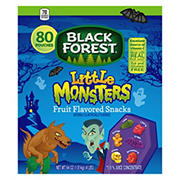 Black Forest Little Monsters Fruit Snacks, 80 ct.