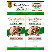 Russell Stover Sugar Free Almond Bar, 4 ct.