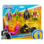 Fisher Price Imaginext DC Super Friends Duos Set