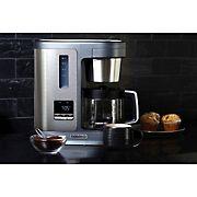 Calphalon 10-Cup Coffeemaker - Dark Silver