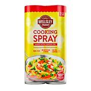Wellsley Farms Cooking Spray, 2 ct.