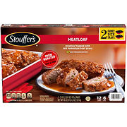 Stouffer's Oven Roasted Meatloaf with Gravy