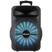 "Billboard 12"" Portable Rechargeable Smart Party Speaker with Bluetooth"