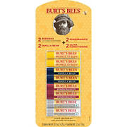 Burt's Bees 100% Natural Moisturizing Lip Balm Variety Pack, 8 ct.