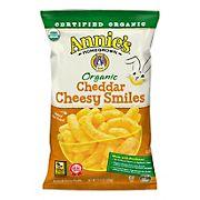 Annie's Organic Cheddar Cheesy Smiles, 4 oz.