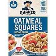Quaker Oatmeal Squares, 2 pk./29 oz.