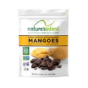 Nature's Intent Dark Chocolate Covered Mangoes, 17.6 oz.