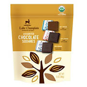 Lake Champlain Assorted Chocolate Squares, 13 oz.