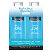 Neutrogena Hydroboost Body Gel Cream, 2 ct.