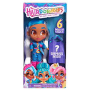 Hairdorables Surf's Up Collectible Doll -Sallee