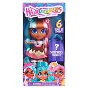 Hairdorables Surf's Up Collectible Doll - Dee Dee