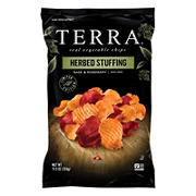 Terra Herbed Stuffing Chips, 11.5 oz.