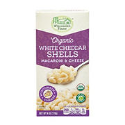 Wisconsin's Finest White Cheddar Shells Mac and Cheese