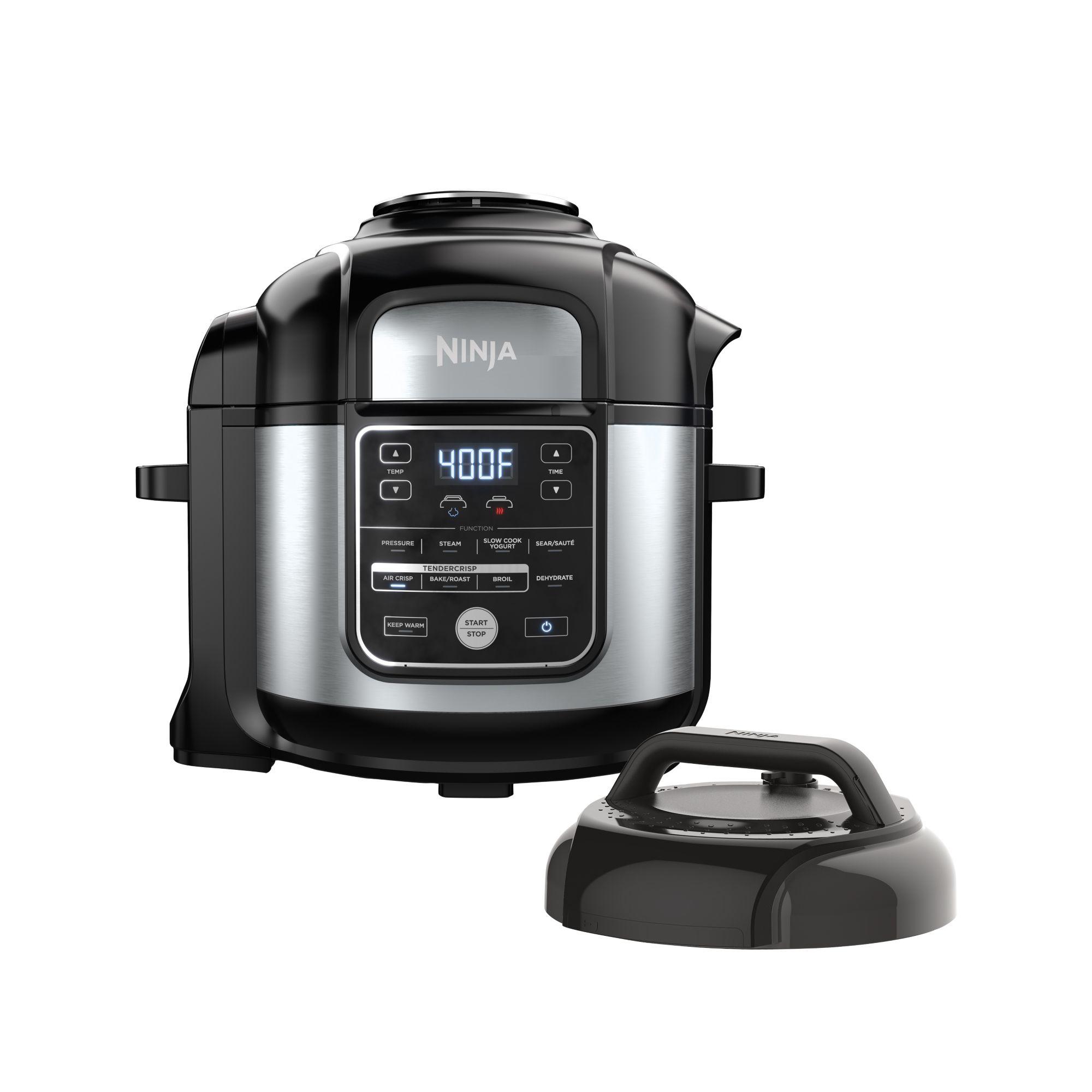 Ninja Foodi 8-Qt. 10-in-1 XL Pressure Cooker Air Fryer Multicooker - S