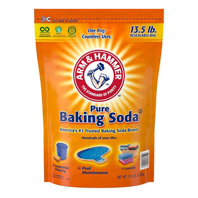 Arm & Hammer Baking Soda, 13.5 lbs.