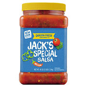 Jack's Medium Fresh Salsa, 48 oz.