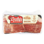 Daily's Original Naturally Hickory Smoked Bacon, 3 pk./ 16 oz.
