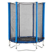 Plum 4.5' Junior Trampoline and Enclosure - Blue