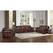Hydeline Furniture Brookfield Collection 3-Pc. Living Room Set