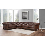 Hydeline Furniture Alton Bay Collection Sectional, 4 pieces