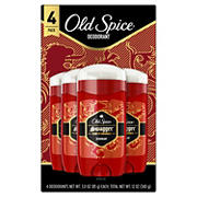Old Spice Swagger Red Collection Deodorant, 4 ct.