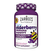 Zarbee's Children's Elderberry Gummies, 80 ct.