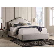Northridge Home Queen Upholstered Bed in a Box