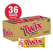 Twix Single Cookie Bars, 36 ct.