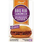 Pierre BBQ Rib Sandwich, 10 ct.