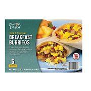 Cantina Fresca Breakfast Burritos, 6 ct.