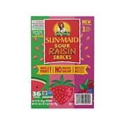 Sun-Maid Sour Raisin Snack Packs, 36 ct.