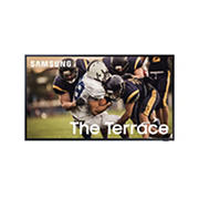 "Samsung The Terrace 55"" QLED 4K UHD Smart Outdoor TV - QN55LST7TAFXZA"