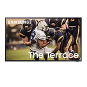 "Samsung The Terrace 75"" QLED 4K UHD Smart Outdoor TV - QN75LST7TAFXZA"