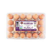 Wellsley Farms  Free Range Large Eggs, 24 ct