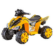 Kid Trax CAT Power ATV 6V Quad Ride-On