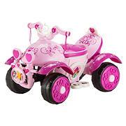 Kid Trax Disney Princess 6V Toddler Quad Ride-On