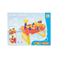 Deals on Wader Bathworld Bath Tub Portable Water Table Playset