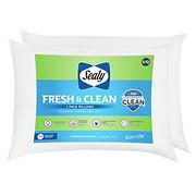 Sealy Fresh & Clean 2-Pack Pillows