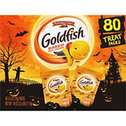Goldfish Halloween Edition Snack Pack, 80 ct.